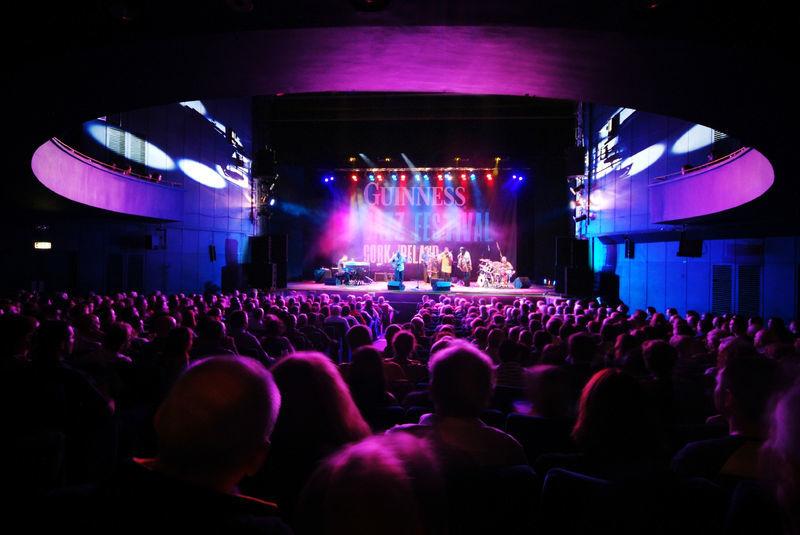 Cork opera house jazz festival
