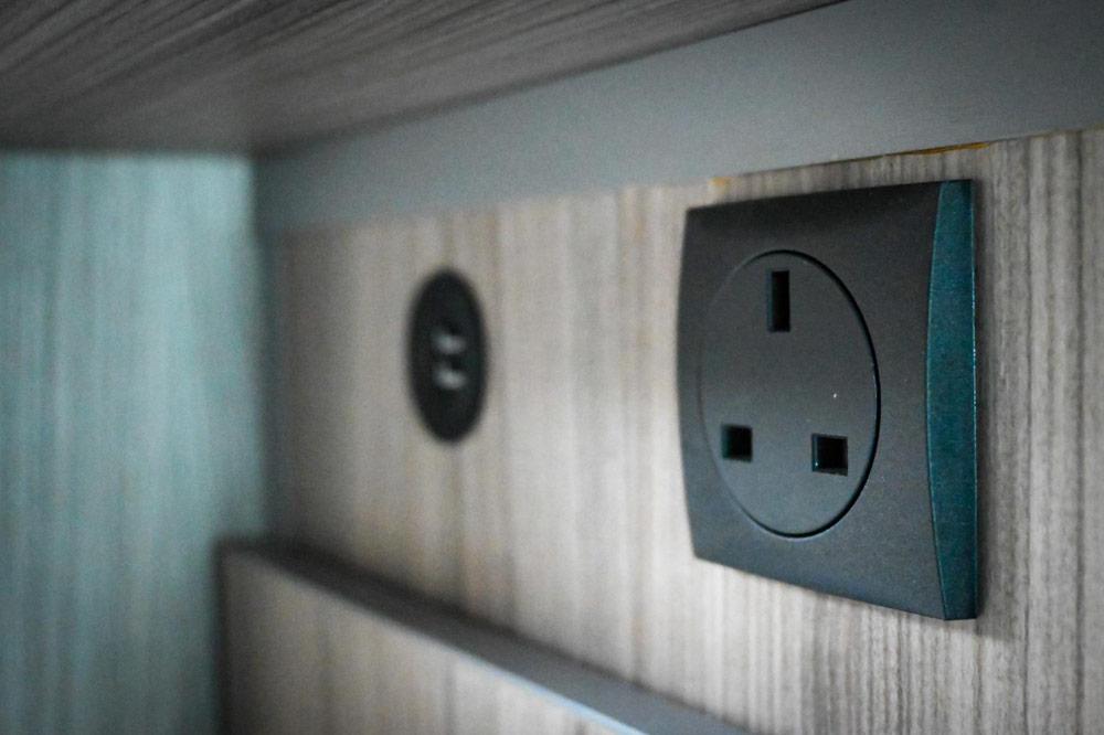 Campervan plugs