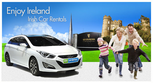 Knock Airport car hire