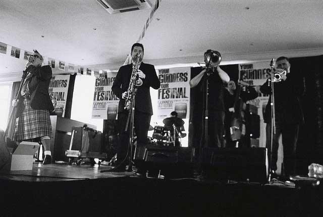 Ella fitzgerald cork jazz festival