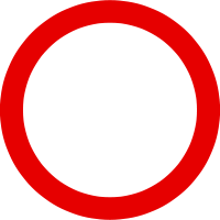 No Vehicles